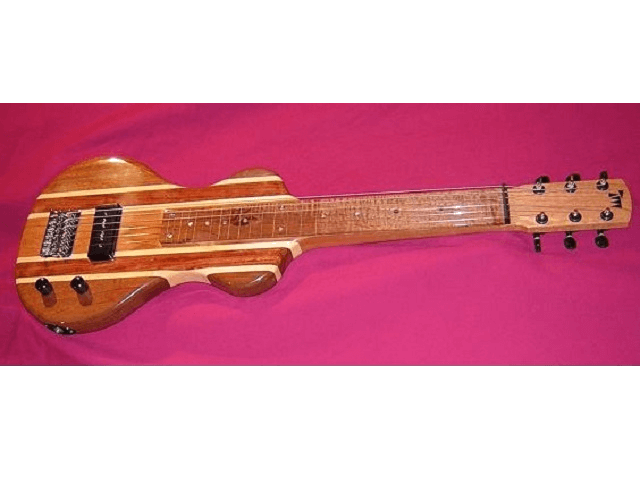 Scrap Part Lap Steel